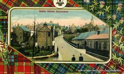 Bailie Street (Bellies Brae), 1910