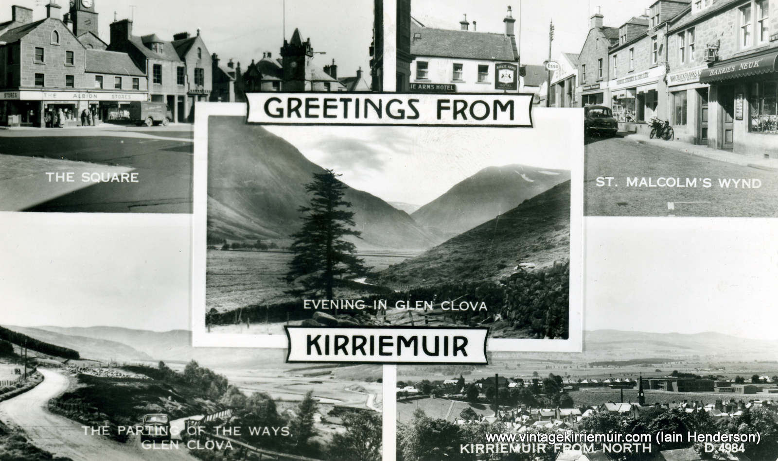 Greetings from Kirriemuir (1960)