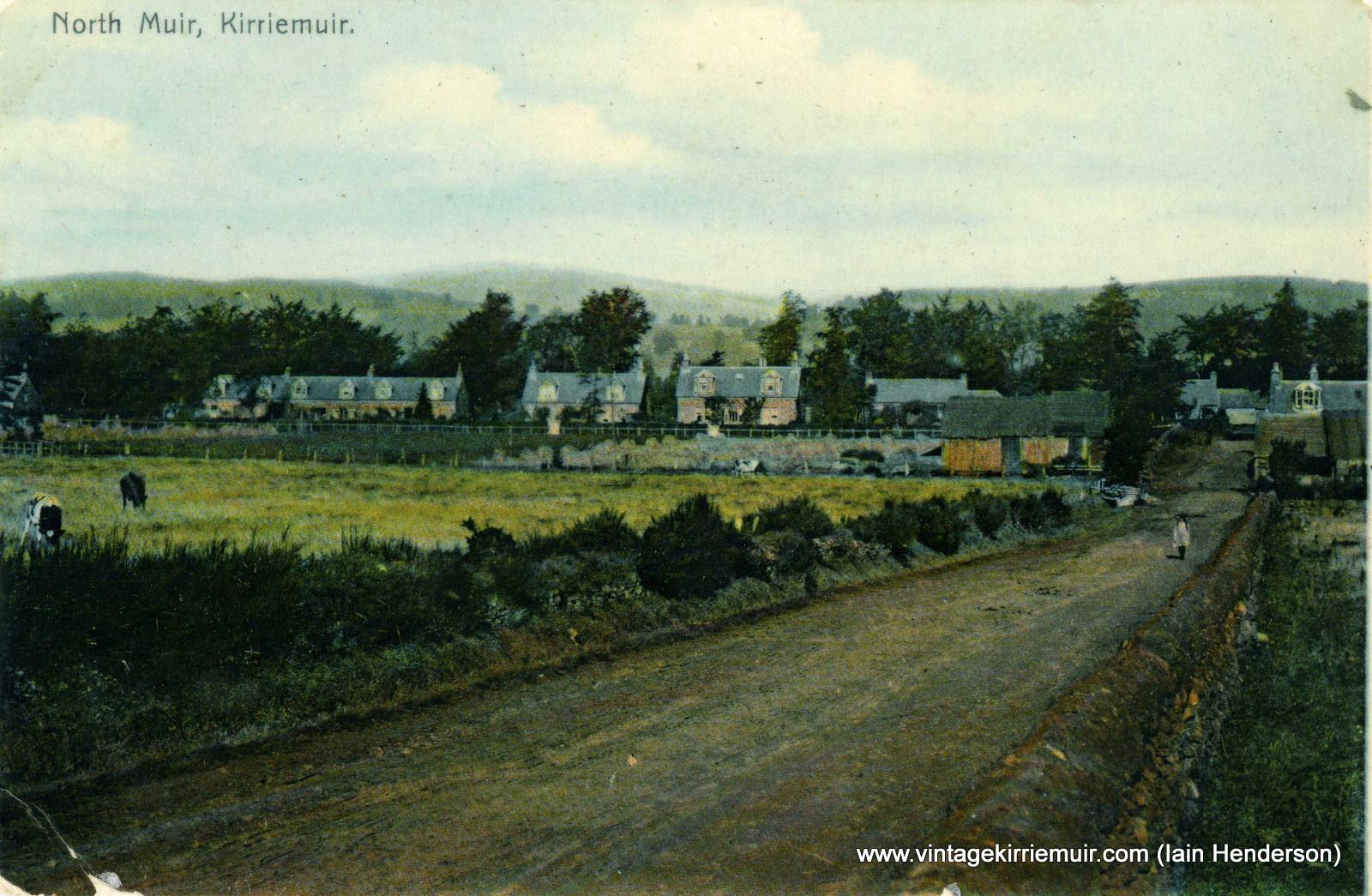 Northmuir, 1907