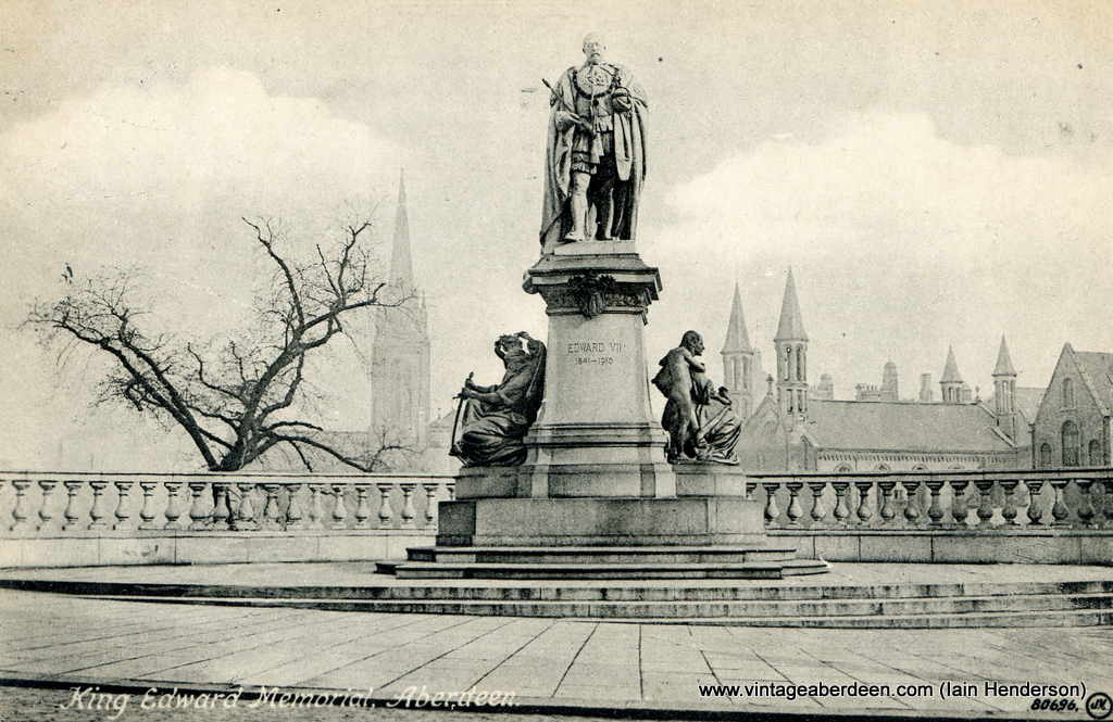 King Edward Memorial Statue (1920s)