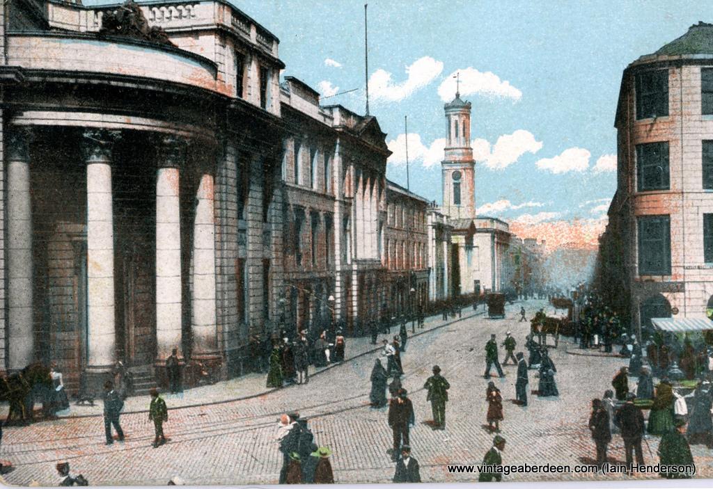 King Street, Aberdeen (1908)