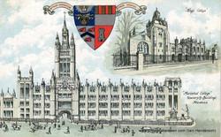 Marischal College & King's College, Aberdeen