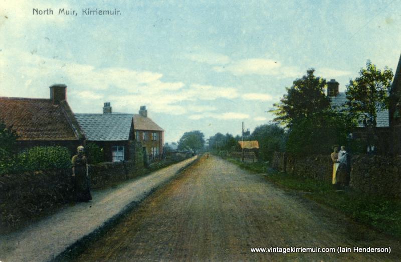 Northmuir (Shielhill Road), 1907