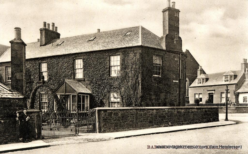 Barrie's House, Southmuir