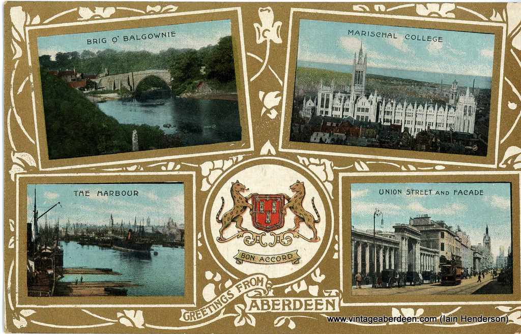 Greetings from Aberdeen (1908)