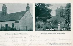 Inverquharity Castle, 1902