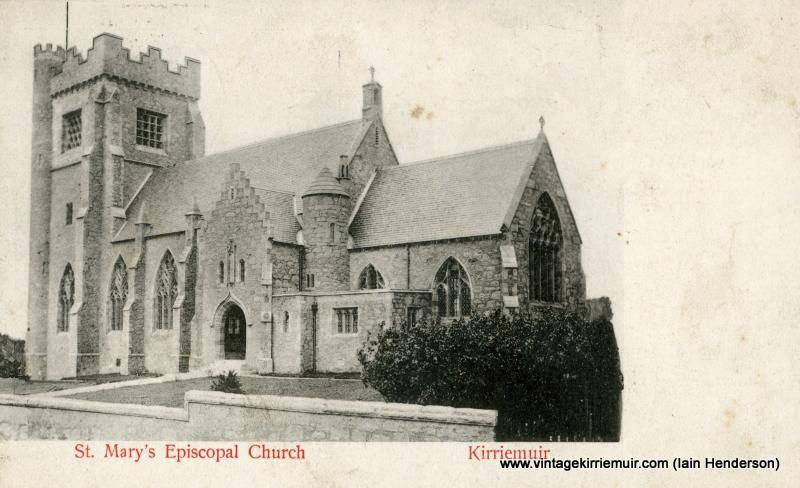 St Mary's Episcopal Church, 1907