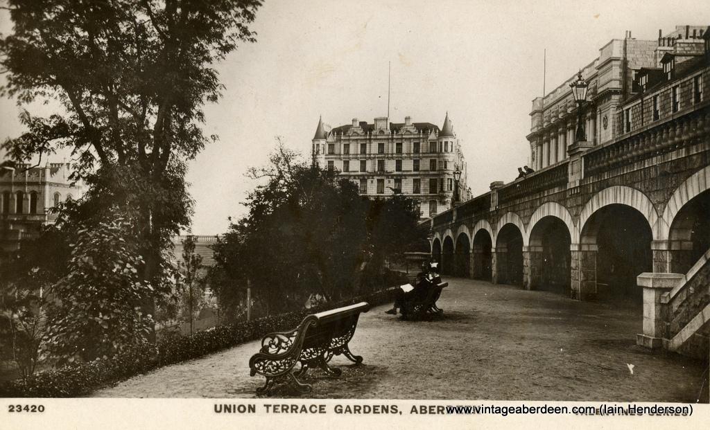 Union Terrace Gardens (1909)