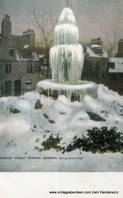 Rosemount Viaduct Fountain