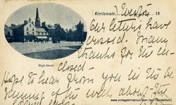 High Street, Kirriemuir (1902)