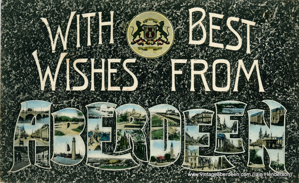 Best Wishes from Aberdeen (1906)