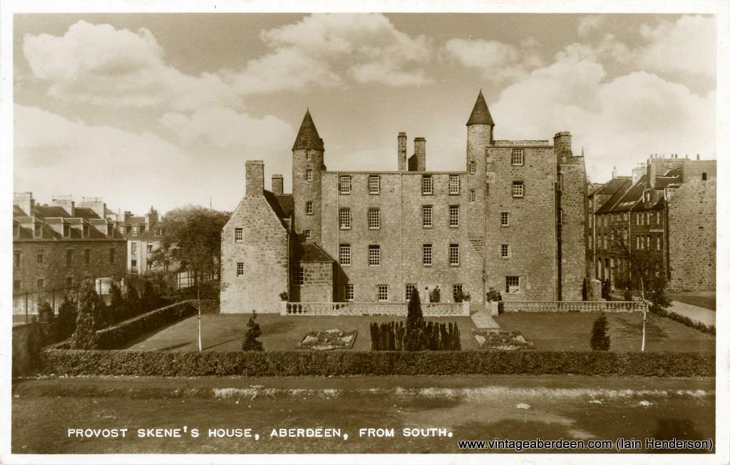 Provost Skene's House (1956)
