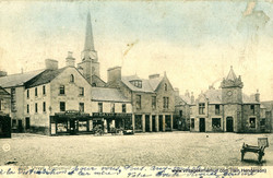 High Street & The Square, 1906