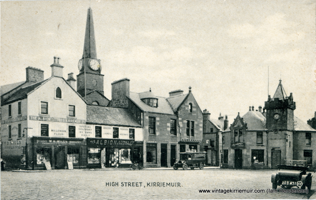 High Street, Kirriemuir