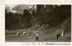 A Summer Day in the Den, 1915