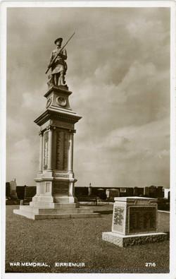 War Memorial, Kirriemuir