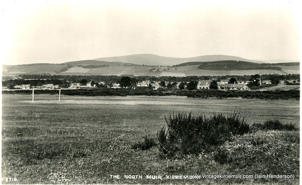 Northmuir, Kirriemuir