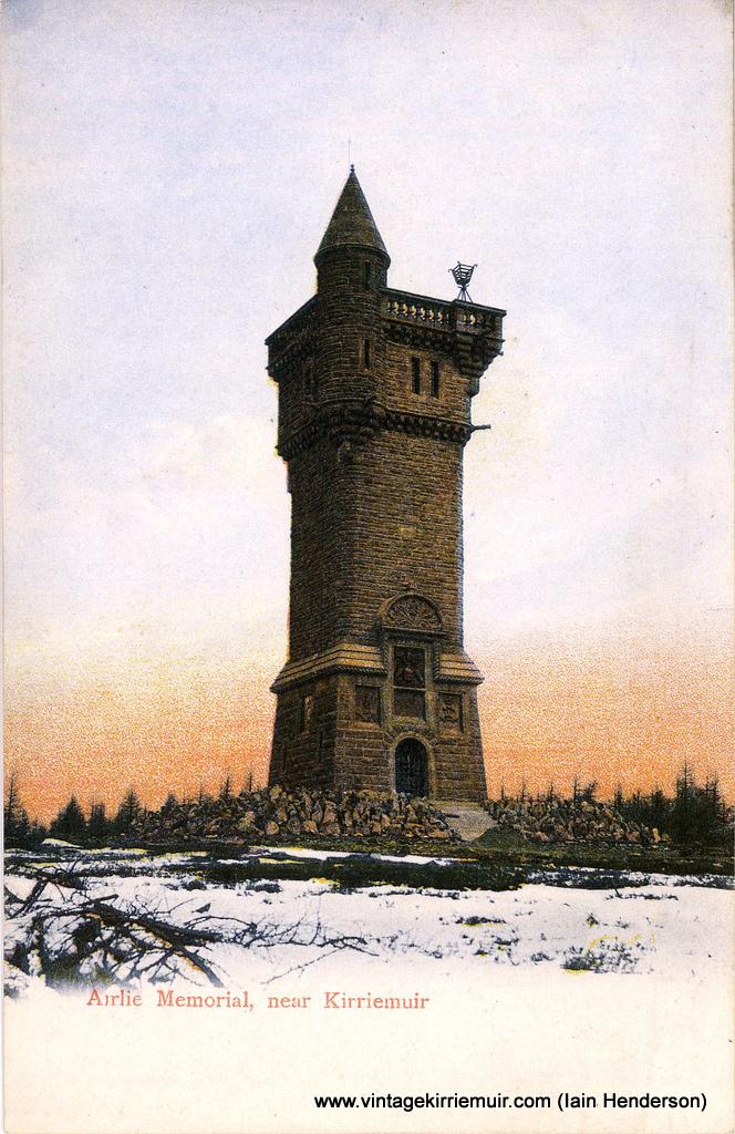 Airlie Monument (Memorial), Kirriemuir