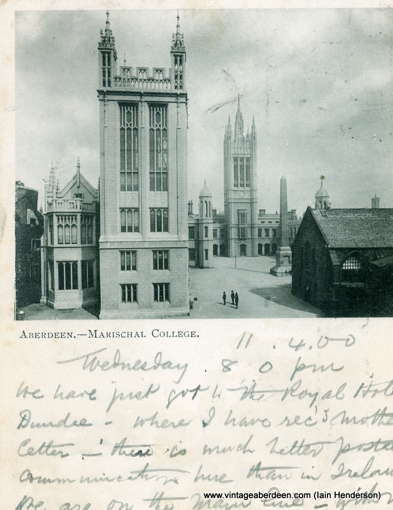 Marischal College (1900)