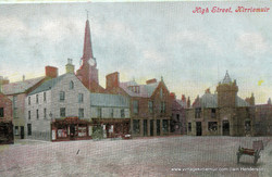 High Street & The Square, 1905