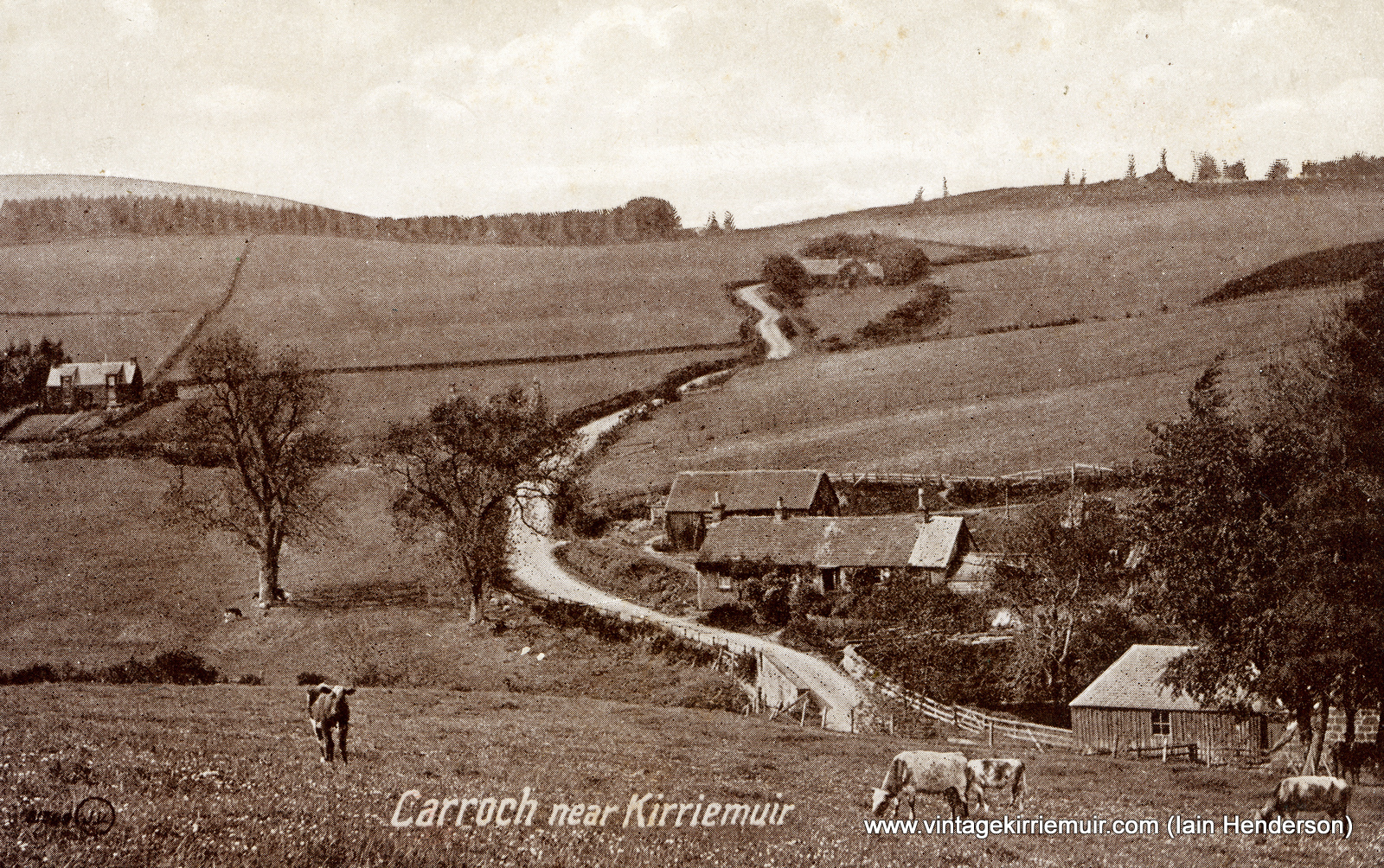 Carroch near Kirriemuir