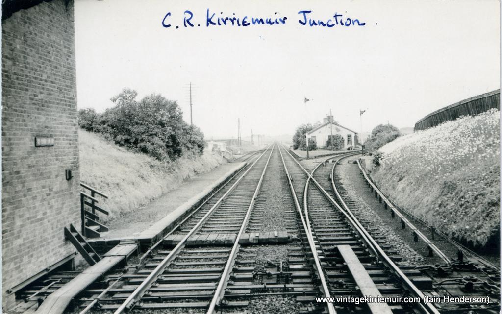 Caledonian Railway Kirriemuir Junction (1960)