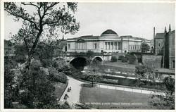 War Memorial (Cowdray Hall) & Union Terrace Gardens, Aberdeen.jp