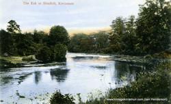 The Esk at Shielhill