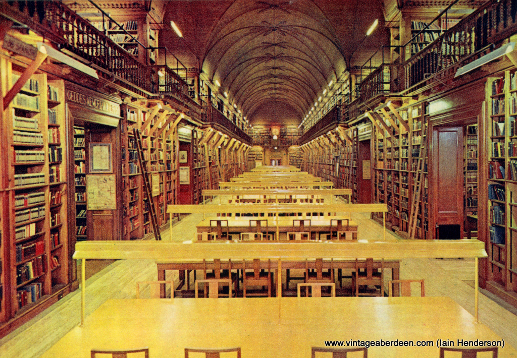 King's College Library (1962)
