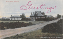 The Northmuir, Kirriemuir (1918)