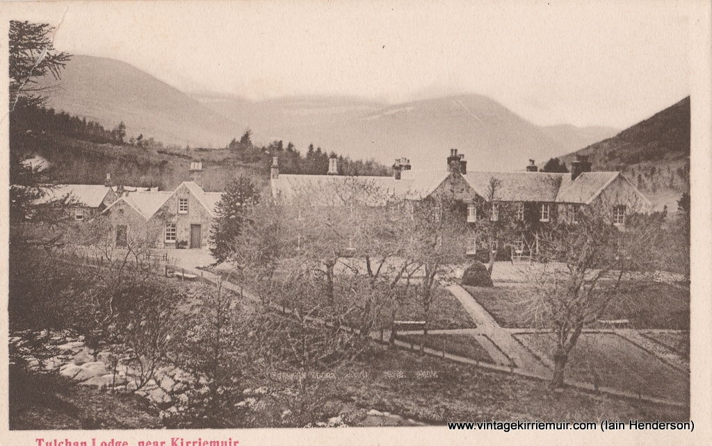 Tulchan Lodge near Kirriemuir