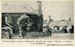 Sir James Barrie's house