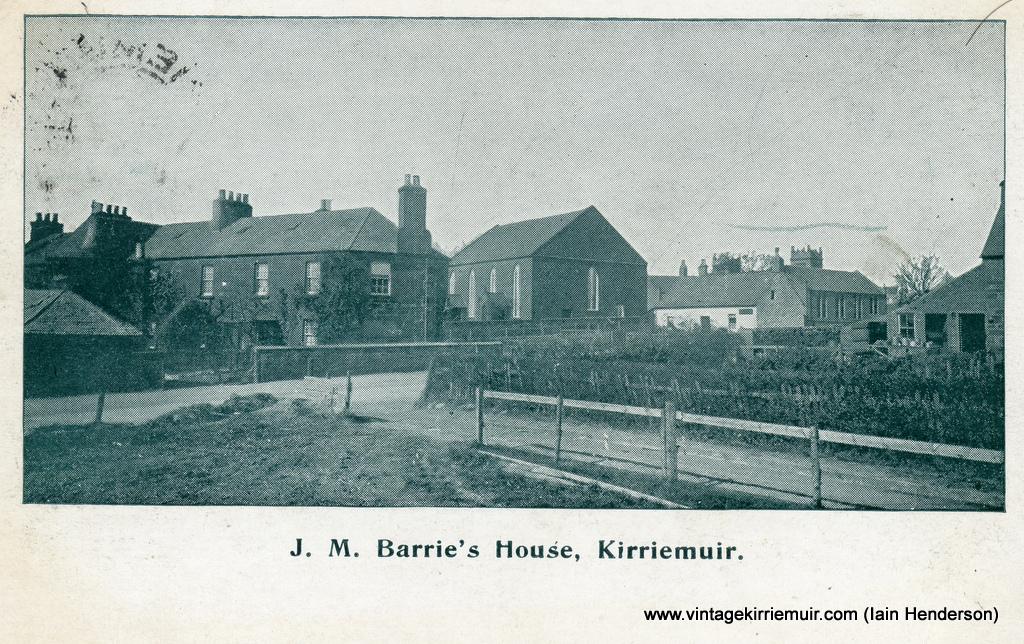 J. M. Barrie's House, 1904