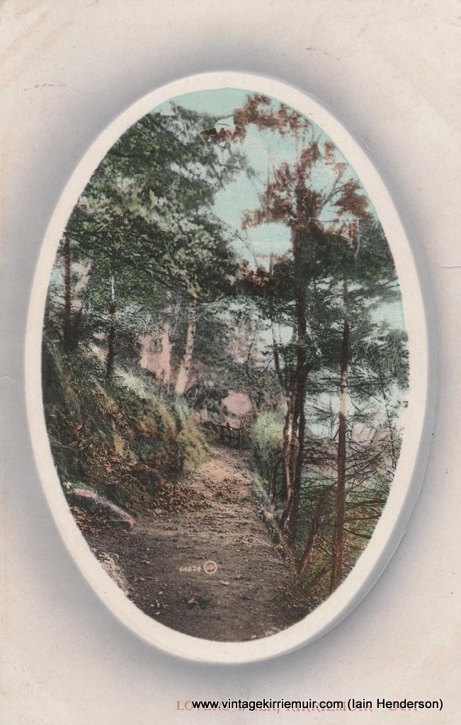 Lovers Walk, Kirriemuir Den (1912)