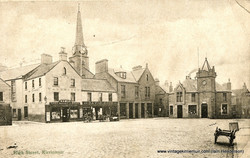 High Street & The Square, 1904