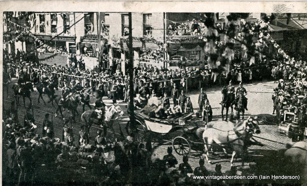 Aberdeen University Celebrations