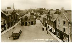High Street, Kirriemuir (1931)