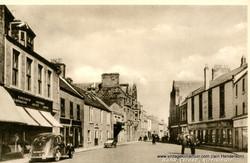 Bank Street, Kirriemuir (1942)