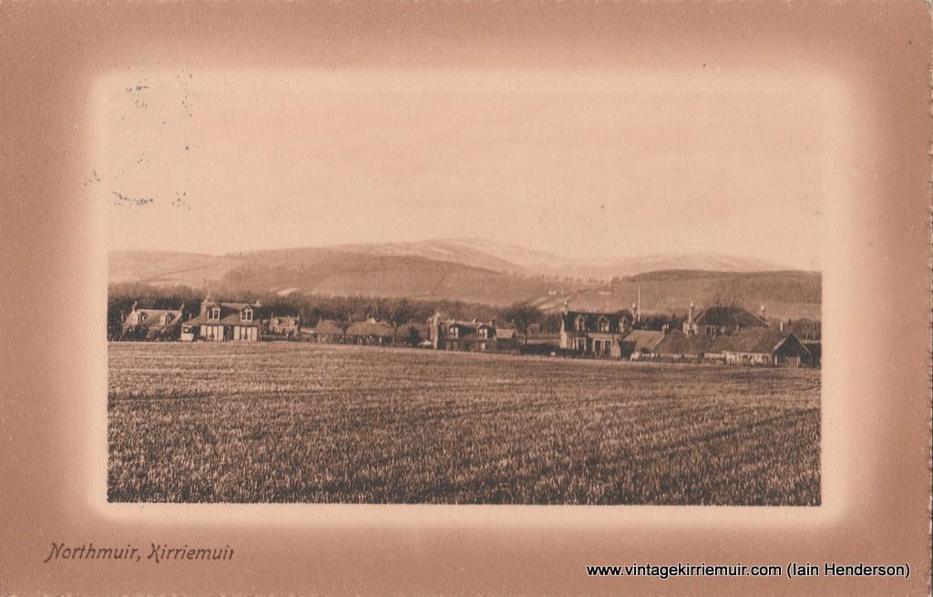 Northmuir, Kirriemuir (1913)