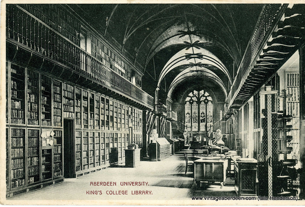 King's College Library (1910)