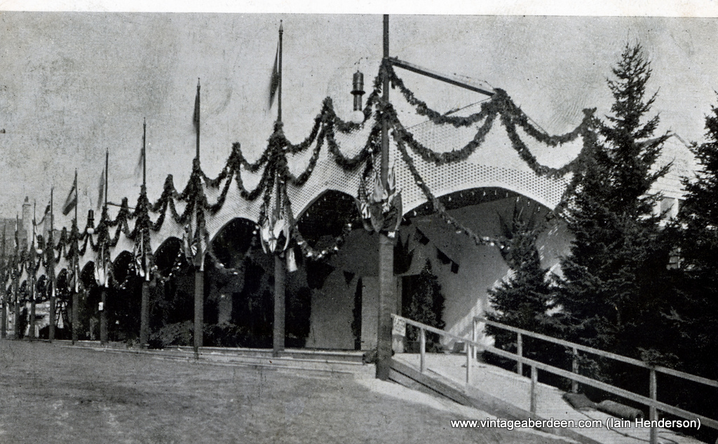 The Strathcona Hall
