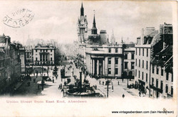 Union Street from east end (1903)