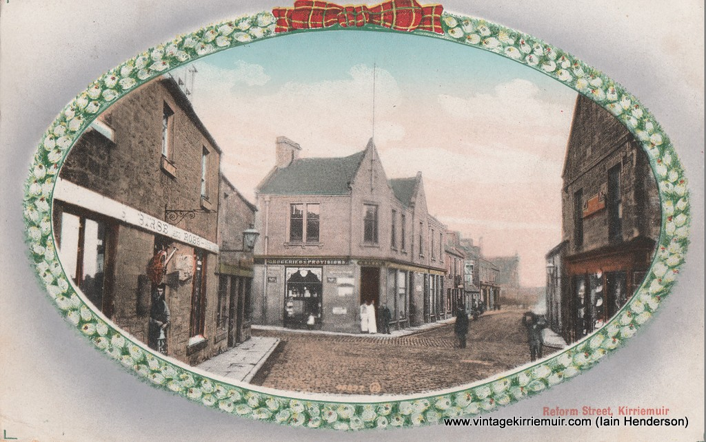 Reform Street, Kirriemuir (1911)