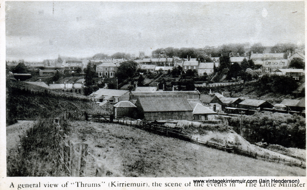 "'A general view of ""Thrums"""