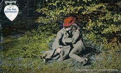Snap shot in The Den, 1906