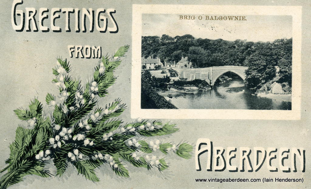 Brig o' Balgownie, Aberdeen (1907)