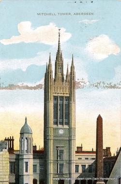Mitchell Tower, Marischal College