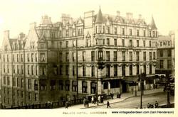 Palace Hotel, Union Street (1926)