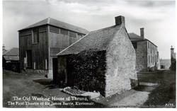 Old Washing House & First Theatre