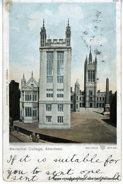 Marischal College, Aberdeen (1903)
